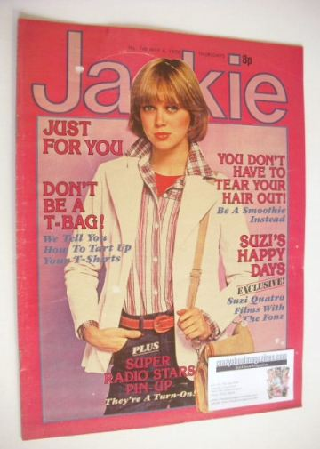 <!--1978-05-06-->Jackie magazine - 6 May 1978 (Issue 748)