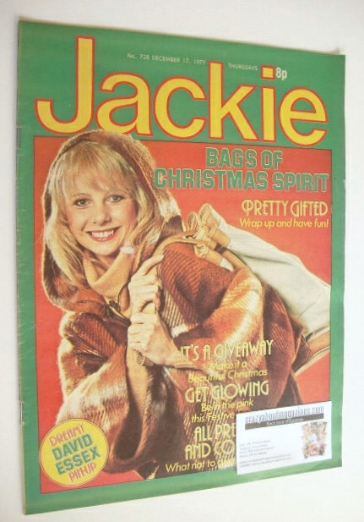 <!--1977-12-17-->Jackie magazine - 17 December 1977 (Issue 728)