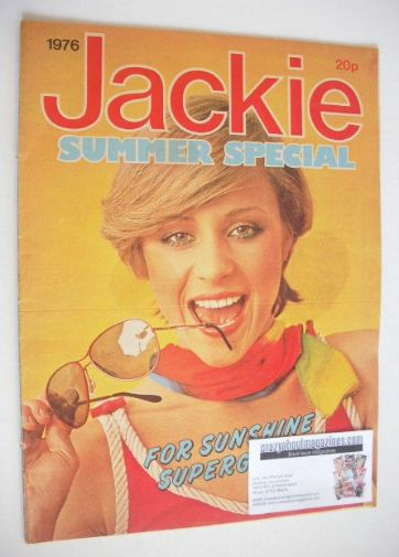 <!--1976-08-01-->Jackie magazine - Summer Special 1976