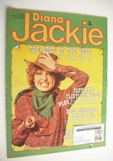<!--1976-12-18-->Diana Jackie magazine - 18 December 1976 (Issue 676)
