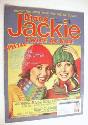 <!--1976-12-04-->Diana Jackie magazine - 4 December 1976 (Issue 674)