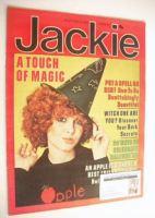 <!--1975-11-01-->Jackie magazine - 1 November 1975 (Issue 617)