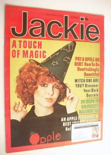 <!--1975-11-01-->Jackie magazine - 1 November 1975 (Issue 617)