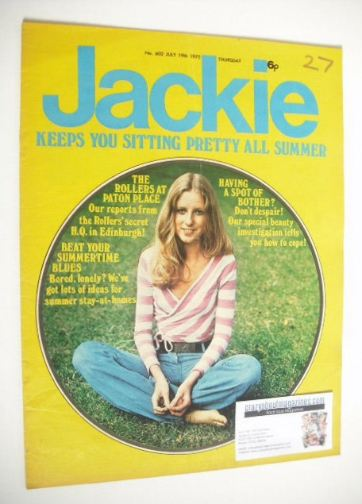 <!--1975-07-19-->Jackie magazine - 19 July 1975 (Issue 602)