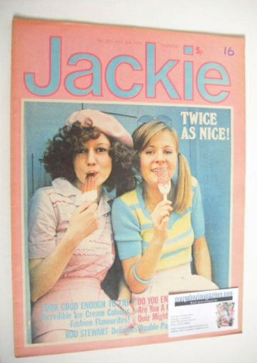 <!--1975-05-03-->Jackie magazine - 3 May 1975 (Issue 591)