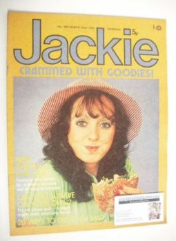 Jackie magazine - 22 March 1975 (Issue 585)