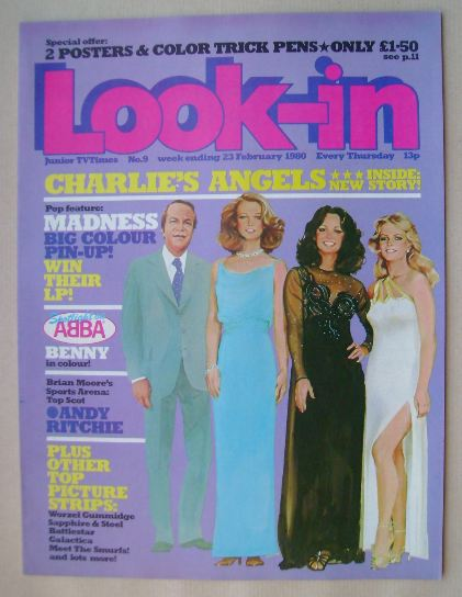 <!--1980-02-23-->Look In magazine - 23 February 1980