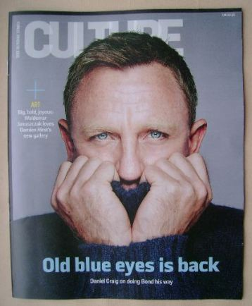 <!--2015-10-04-->Culture magazine - Daniel Craig cover (4 October 2015)