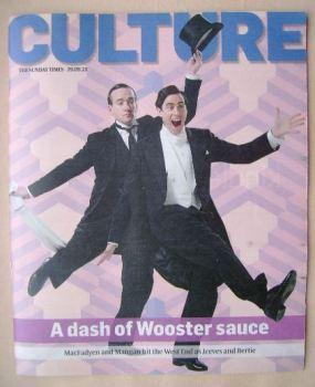 Culture magazine - Matthew Macfadyen and Stephen Mangan cover (29 September 2013)