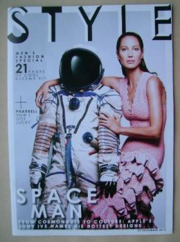 Style magazine - Christy Turlington cover (29 September 2013)