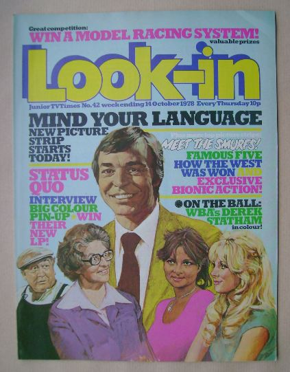<!--1978-10-14-->Look In magazine - 14 October 1978
