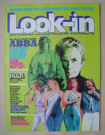 <!--1980-02-02-->Look In magazine - 2 February 1980