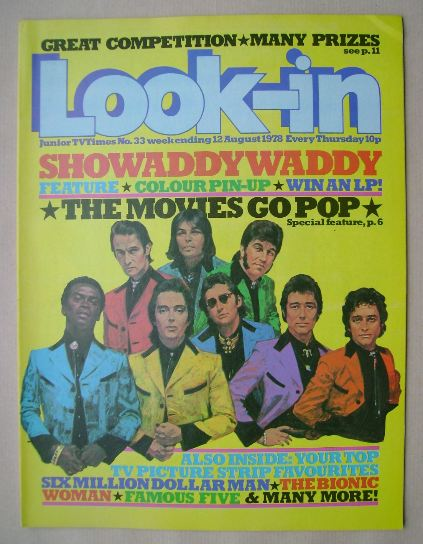 <!--1978-08-12-->Look In magazine - 12 August 1978
