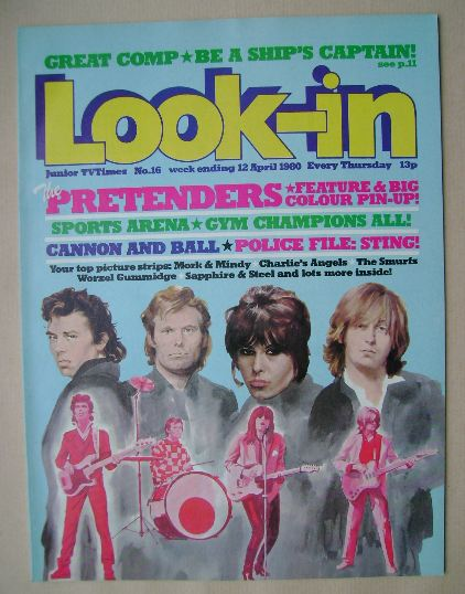 <!--1980-04-12-->Look In magazine - 12 April 1980