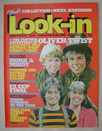 <!--1980-05-10-->Look In magazine - 10 May 1980