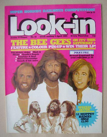 <!--1980-04-05-->Look In magazine - 5 April 1980