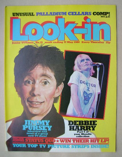 <!--1980-05-17-->Look In magazine - 17 May 1980