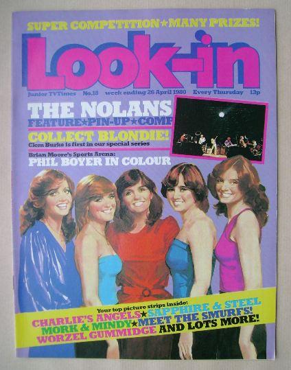 <!--1980-04-26-->Look In magazine - 26 April 1980