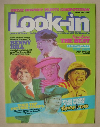 <!--1980-09-13-->Look In magazine - 13 September 1980