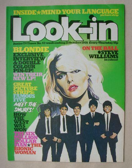 <!--1978-10-21-->Look In magazine - 21 October 1978