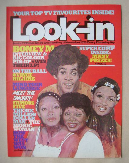 <!--1978-11-11-->Look In magazine - 11 November 1978