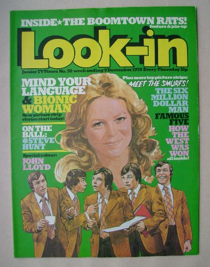 <!--1978-12-09-->Look In magazine - 9 December 1978