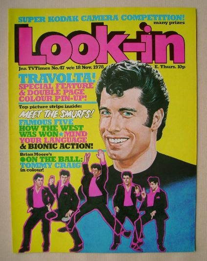 <!--1978-11-18-->Look In magazine - 18 November 1978