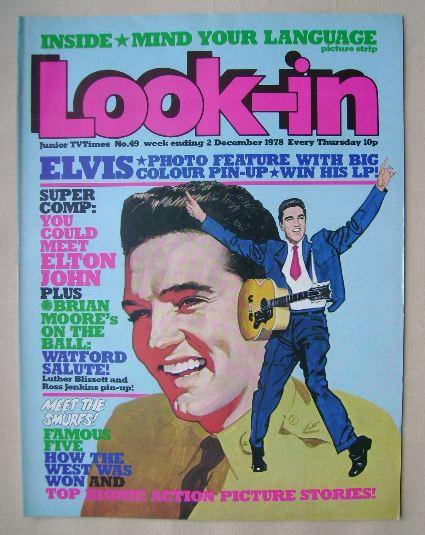 <!--1978-12-02-->Look In magazine - 2 December 1978