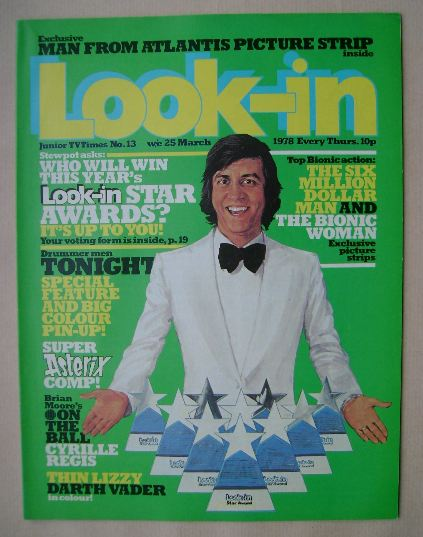 <!--1978-03-25-->Look In magazine - 25 March 1978