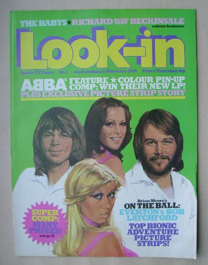 <!--1978-02-11-->Look In magazine - 11 February 1978