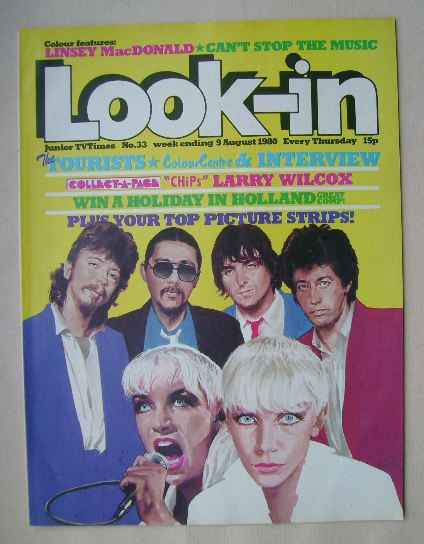 <!--1980-08-09-->Look In magazine - 9 August 1980