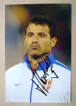 Dejan Stankovic autograph