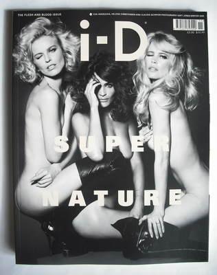 <!--2009-12-->i-D magazine - Eva Herzigova, Helena Christensen, Claudia Sch