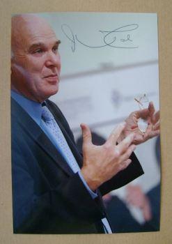 Vince Cable autograph