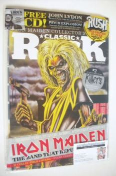 Classic Rock magazine - October 2015 - Iron Maiden cover (2/17)