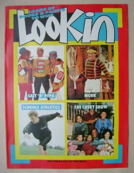 Look In magazine - 23 July 1988