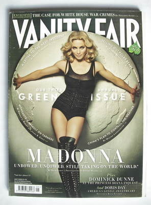 <!--2008-05-->Vanity Fair magazine - Madonna cover (May 2008)
