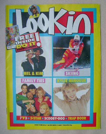<!--1988-03-12-->Look In magazine - 12 March 1988