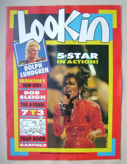 <!--1988-01-16-->Look In magazine - 16 January 1988