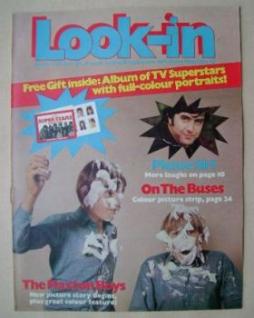 Look In magazine - 18 September 1971
