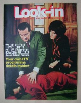 Look In magazine - 5 June 1971