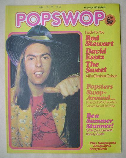 <!--1973-08-04-->Popswop magazine - 4 August 1973