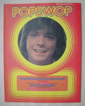 Popswop magazine - 24 March 1973