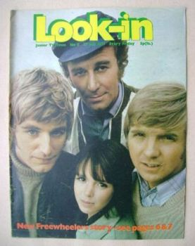 Look In magazine - 27 February 1971