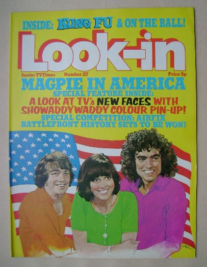 <!--1974-07-13-->Look In magazine - 13 July 1974 - Number 27