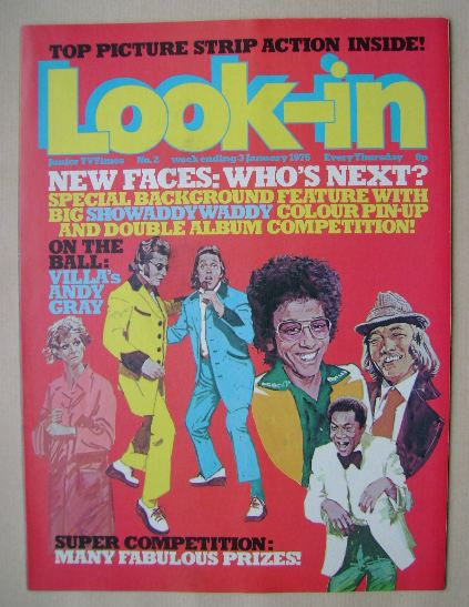 <!--1976-01-03-->Look In magazine - 3 January 1976