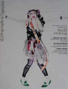 <!--2010-04-03-->Telegraph magazine - Courtney Love cover (3 April 2010)