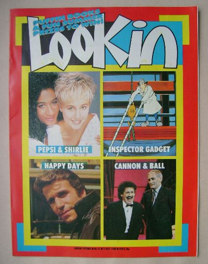 <!--1988-07-02-->Look In magazine - 2 July 1988