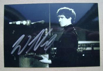 Wilko Johnson autograph