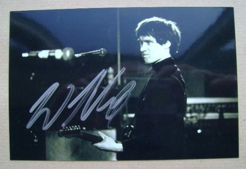 Wilko Johnson autograph
